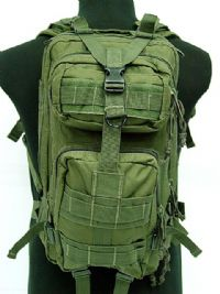Mochila Compact Assault Pack OD