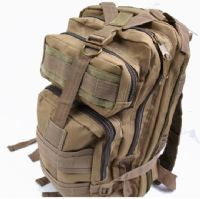 Mochila Compact Assault Tan